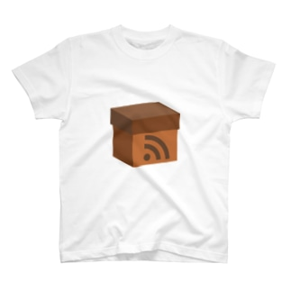 電波ダンボール T-shirts