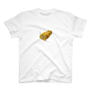 スヤスヤたまご T-shirts