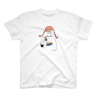 焼きそばガール T-shirts