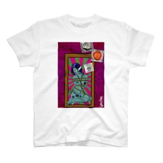 緊縛 T-shirts