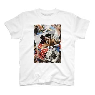「さよなら」Tシャツ T-shirts