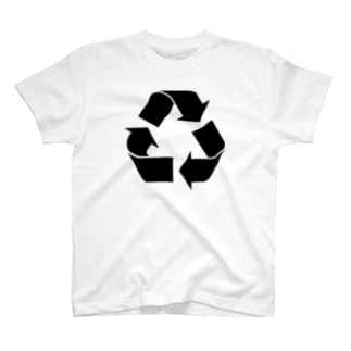 RECYCLE -Type.1.1- T-shirts