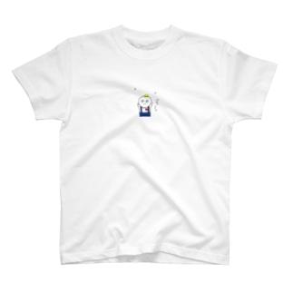 まるくんのハンドパワー T-shirts