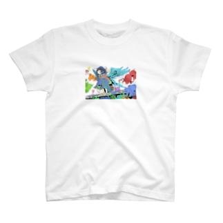 夜へ T-shirts