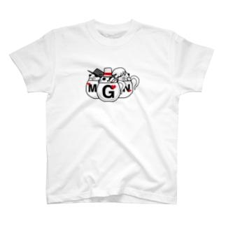 マグニャンシリーズ T-shirts