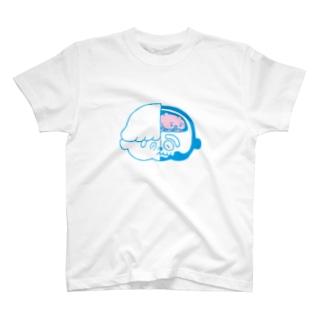 脳くん T-shirts