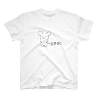 電車ごっこ(偽り) T-shirts