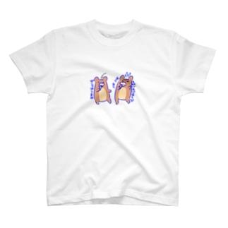 のべのらぶらざーず T-shirts