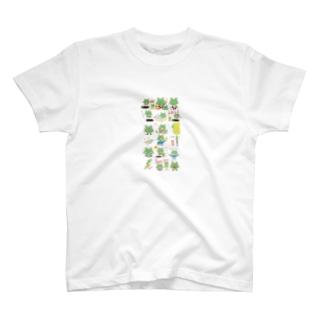 SAKI&REINA冬 T-shirts