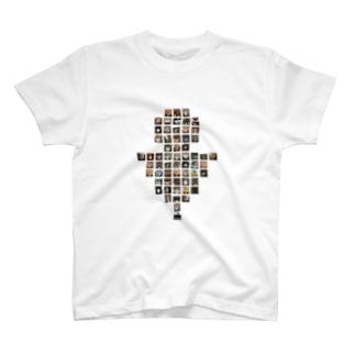 男子トイレ T-shirts