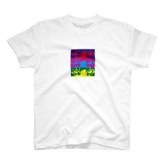 きゃっと T-shirts