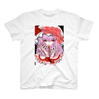東方projectレミリアスカーレット T-shirts
