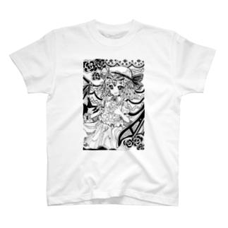 東方projectレミリアスカーレット③ T-Shirt