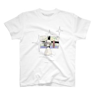 サヨナラのない世界にうまれたかったね。 T-shirts