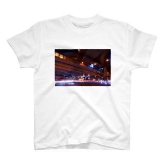 光跡 T-shirts