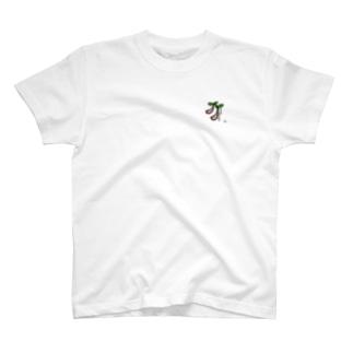 ベトナムミルクメロン T-shirts