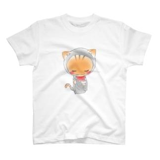 にゃつ地蔵 T-shirts