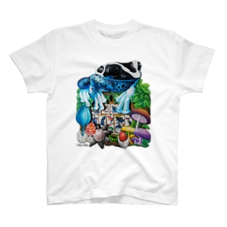 カエルいた! T-shirts