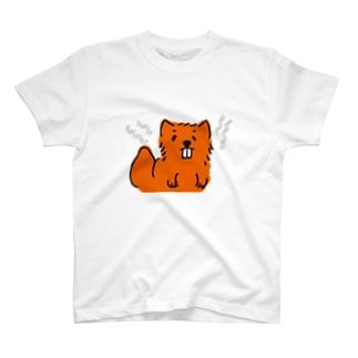 アオダイショウ T-shirts