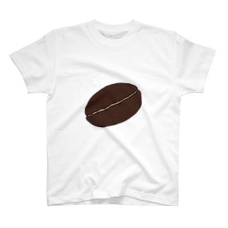 コーヒー豆N T-shirts
