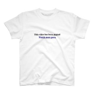 悔しい時シリーズ T-shirts