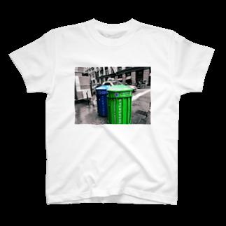 matsudaiのゴミ箱 T-shirts