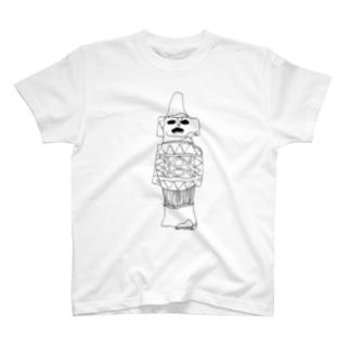 たてもちびと T-shirts