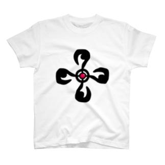 かぎ針十字2 T-shirts