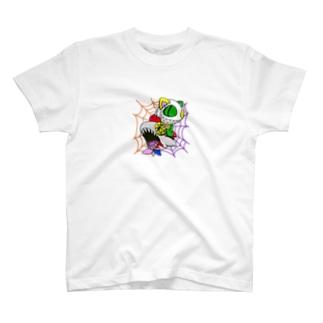 人喰いと瞬殺 T-shirts