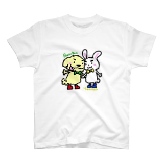 落雁と羊羹 T-shirts