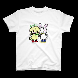 カドルスの落雁と羊羹 T-shirts