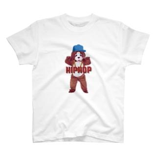 ヒップホップドッグ T-shirts