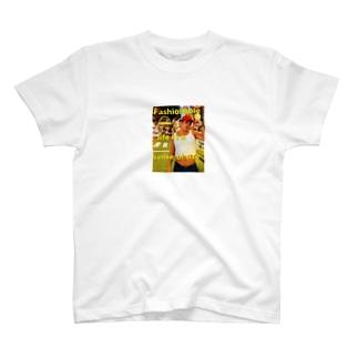 ポチャモデル4 T-shirts