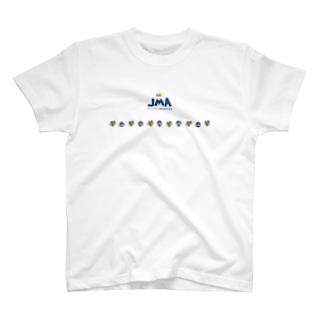 ドットね男ね子 T-shirts