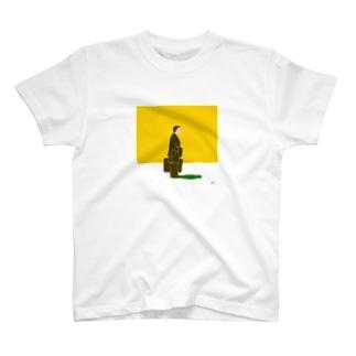 おうちへ帰ろう T-shirts