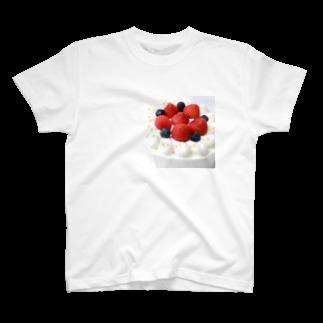 3pondSの かおかし・ケーキ〈オバケクリーム〉 T-shirts
