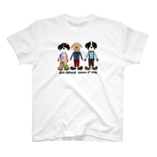 炭水化物な姉弟 T-shirts