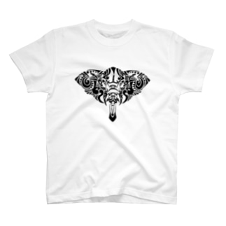 Tribalぞうさん T-shirts