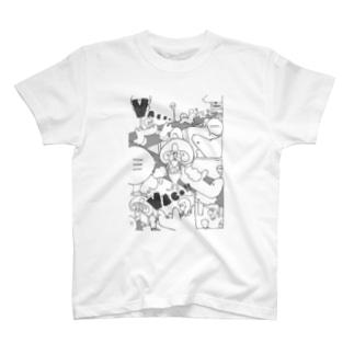 働き方改革 T-shirts