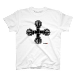 羯磨クロスロード T-shirts