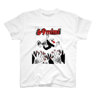 ライブでダーーイブッッ!! T-shirts