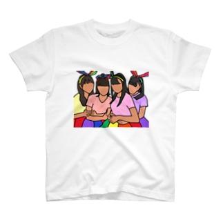 ももクロ T-shirts