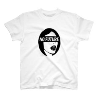 no future T-shirts