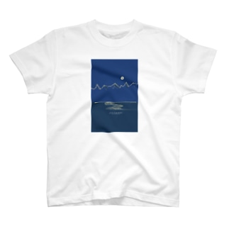 Life series / 山 T-shirts