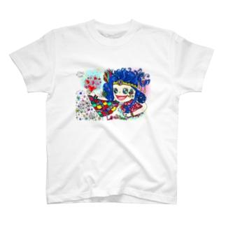 愛と感謝 T-shirts