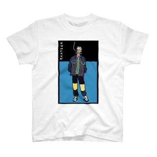 アダルトベイビ ADULT BABY T-shirts
