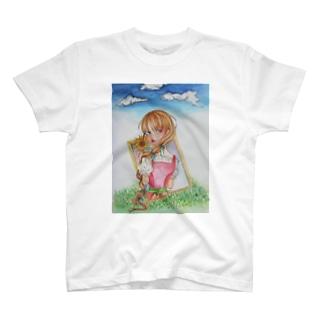 残り香 T-shirts