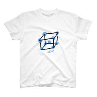 bcc構造 T-shirts