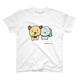 【はなみずたらーん】シリーズ T-shirts