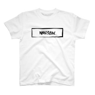 メゾンパラボラ®️ T-shirts